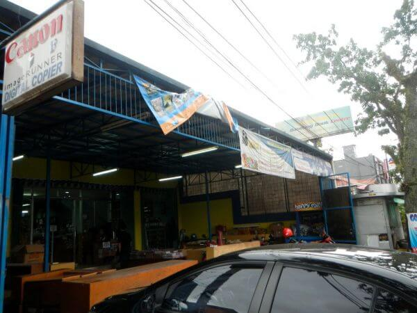 Toko Buku Bandung Book Center 2 Palasari